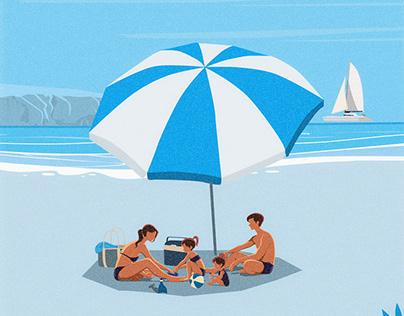 umbrella family