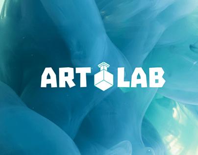 Art lab | Corporate website | Корпоративный сайт