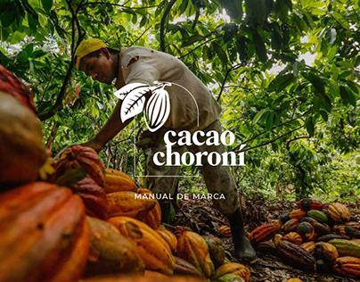 Manual de Marca: Cacao Choroní (en edición)