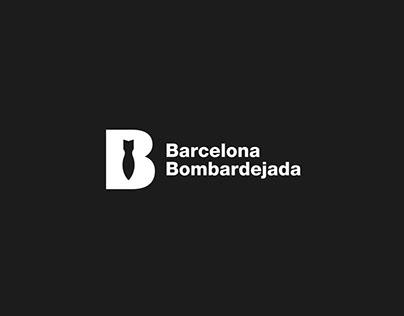Barcelona Bombardejada