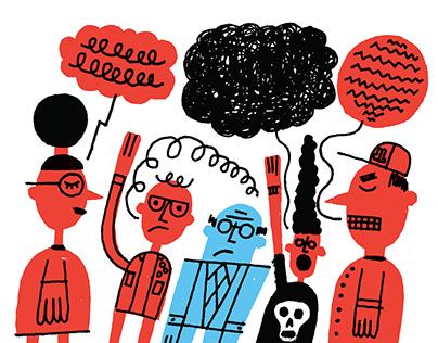 The Baffler Magazine / Millennials