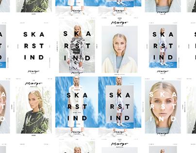 Branding & Collection / MARGO BARIDON fw2015