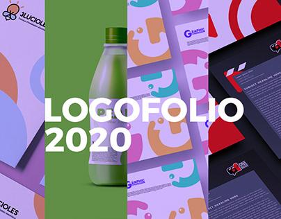 LOGOFOLIO 2020 - LOGO COLLECTION VOL. 1