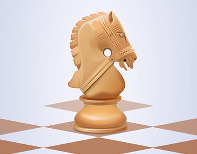 A Chess Piece