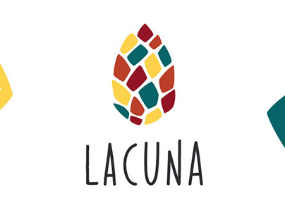 BRAND IDENTITY - Lacuna