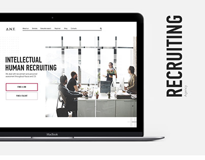 Recruiting agency