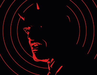 SAVE DAREDEVIL Poster Art