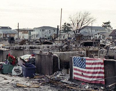 Hurricane Sandy (Breezy Point, NY)
