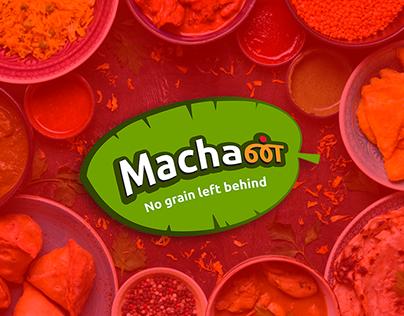 Machan Restaurant Logo