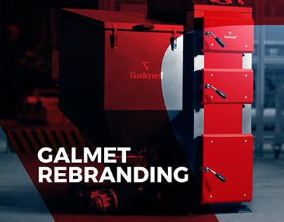 Galmet rebranding