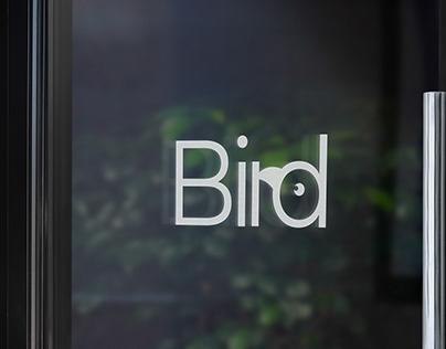 Minimal Bird Logo