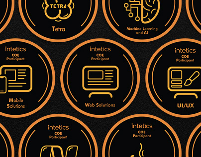 [Vector] intetics.com Internal Usage Sticker Pack