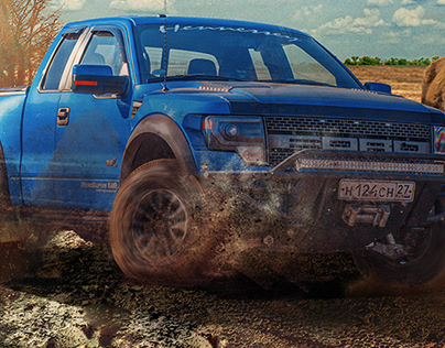 """Ford F-150 """"The Power Of Bison"""""""