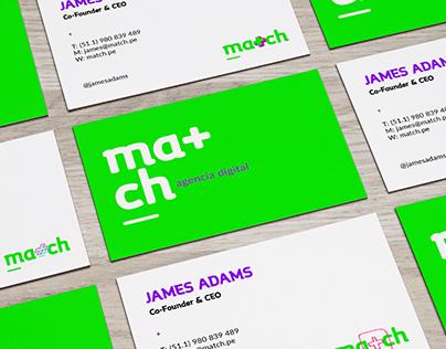Branding Match, Agencia Digital