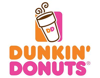 Dunkin' Donuts – Spanish TV & RADIO