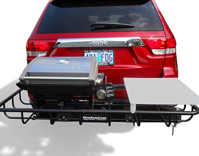 StowAway Hitch Mount Grill Review