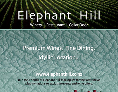 Elephant Hill Winery