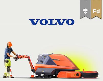VOLVO Asphalt Recycler