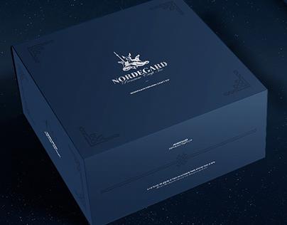 NORDEGARD - Branding + Packaging