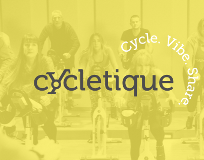 Cycletique - Rebrand & Website Design