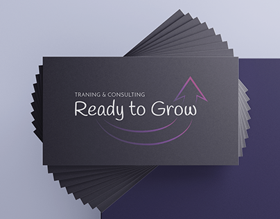 Logo design: Ready to Grow