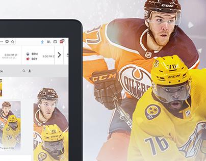 NHL Digital Campaigns