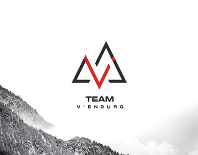Team V'Enduro   Brand Design