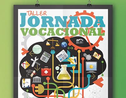 Poster -  Vocational Journey Workshop