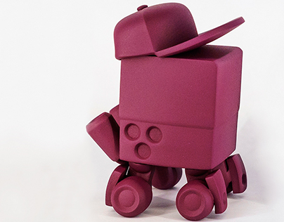 SWAGGBOT X GHETTOPLASTIC TOYS