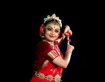 Kuchipudi Recital by Sonu Satheesh Kumar