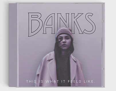 BANKS CD Cover