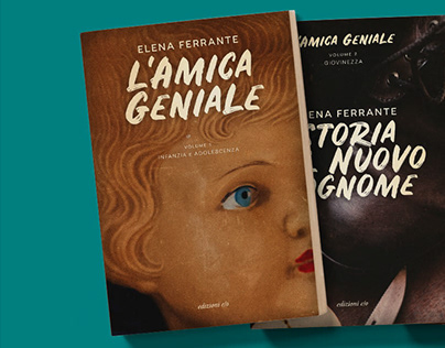 L'amica geniale | EXCOVER