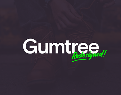 Gumtree → Redesigned