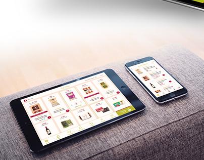 Online Supermarket Platform