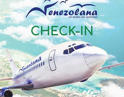 Venezolana de Aviación graphics