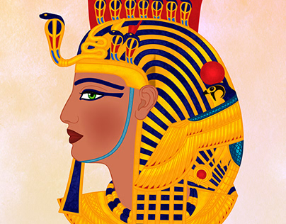 Egyptian designs (in progress)