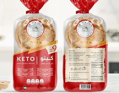 PITA Bread Bag Packaging