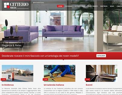 Sito Web - www.citteriomeda.it