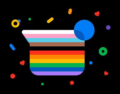 Google Pride Wallpapers