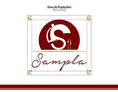 Sampla, Logotype & UI Design