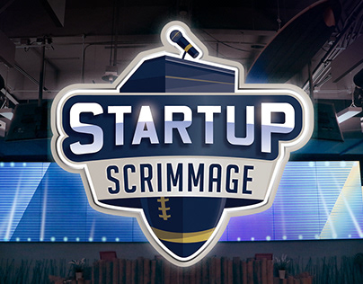 Startup Scrimmage | Brand Identity