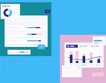 Colorful Lottie Animations - UI-design