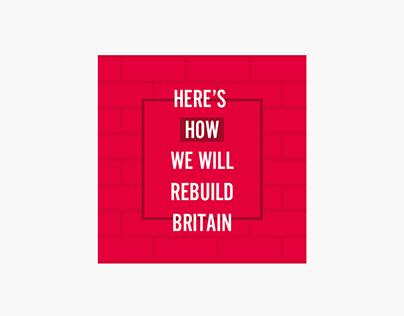 Labour Key Pledges