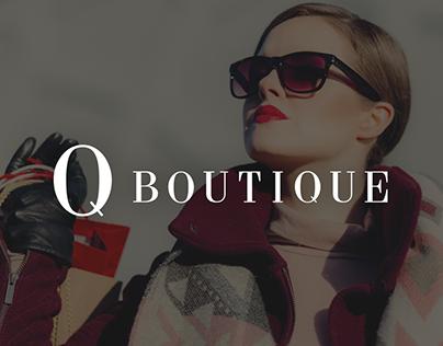 Q Boutique logo