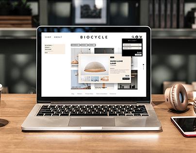 BIOCYCLE: Zero-Waste Webstore