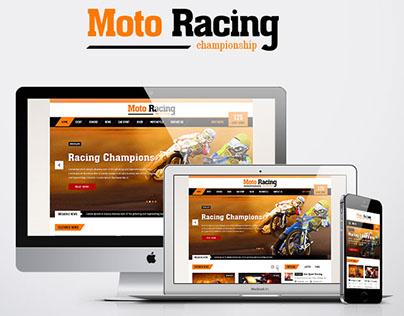 Moto Racing - Mobile