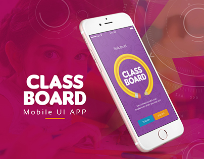Class Board - Mobile App
