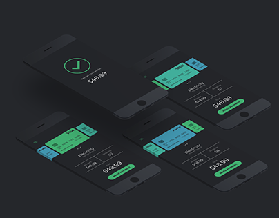 Payment App - UI/UX