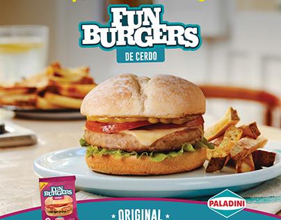 Paladini - Fun Burgers