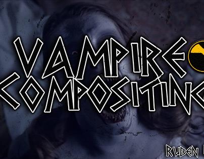 Vampire Compositing Nuke